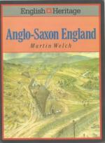 23011 - Welch, M. - Anglo-Saxon England