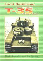 23348 - Kolomiets-Kinnear, M.-J. - Russian T-35 Heavy Tanks (The)