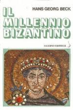 23371 - Beck, H.G. - Millennio bizantino (Il)