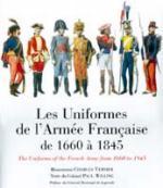 23389 - Vernier-Willing, C.-P. - Uniformes de l'Armee Francaise de 1600 a 1845 (Les)