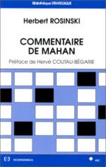 23572 - Rosinski, H. - Commentaire de Mahan