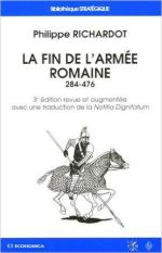 23681 - Richardot, P. - Fin de l'armee romaine 284-476 3e Ed.