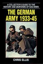 23706 - Ellis, C. - Collector's Guide to das Heer. German army 1933-1945 (The)