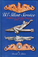 24076 - Jones, D.A. - US Silent Service. Dolphins and Combat Insignia 1924-1945
