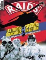 24117 - Raids, HS - HS Raids 04: Les Forces Speciales Francaises en Action. La Brigade de Reinseignement