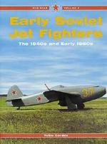 24122 - Gordon, Y. - Early Soviet Jet Fighters. The 1940s and early 1950s - RedStar 04