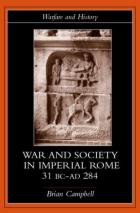 24231 - Campbell, B. - War and Society in Imperial Rome C.31 BC-AD 280