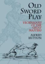 24232 - Hutton, A. - Old Sword Play. Techniques of the Great Masters
