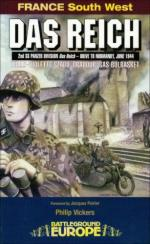 24235 - Vickersd, P. - Battleground Europe - France South West: Das Reich Drive to Normandy