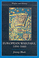 24236 - Black, J. - European warfare 1494-1660