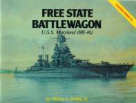 24245 - Smith, M.J. - Free State Battlewagon. USS Maryland (BB-46) Warship Series 4