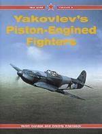 24256 - Gordon-Khazanov, Y.-D. - Yakovlev's Piston-Engined Fighters - RedStar 05