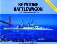 24269 - Smith, M.J. - Keystone Battlewagon. USS Pennsylvania (BB-38) Warship Series 2