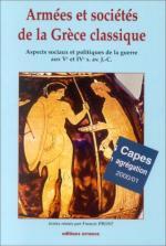 24274 - Prost (cura di), F. - Armees et societes de la Greece classique
