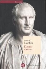 24329 - Giardina, A. cur - Uomo romano (L')