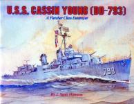 24397 - Harmon, J. S. - USS Cassin Young (DD-793) A Fletcher Class Destroyer