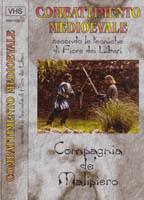 24407 - Malipiero, M. cur - Combattimento Medievale secondo le tecniche di Fiore De' Liberi VHS