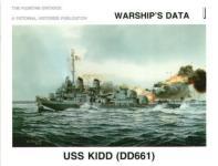 24429 - Roby, A.B. - USS Kidd (DD-661) - Warship Data 01