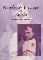 24430 - Hereford, B.G. - Napoleon's invasion of Russia