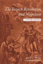 24471 - Dwyer-McPhee, P.-P. - French Revolution and Napoleon. A Sourcebook (The)