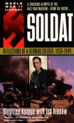 24546 - Knappe-Brusaw, S.-T. - Soldat. Reflections of a German Soldier