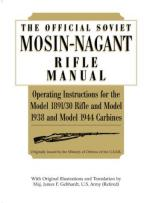 24554 - Gebhardt, J. - Official Soviet Mosin-Nagant Rifle Manual