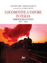24720 - Riccardi-Grillo, A.-M. - Locomotive a vapore in Italia. Ferrovie dello Stato 1911-1915