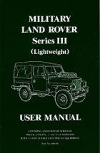 24752 - AAVV,  - Military Land Rover Series III (Lightweight) User Manual