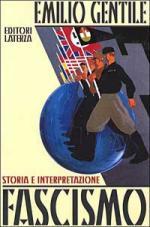 24819 - Gentile, E. - Fascismo. Storia e interpretazione.