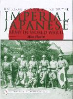 24973 - Hewitt, M. - Uniforms and Equipment of the Imperial Japanese Army in World War II