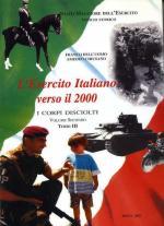 24989 - Dell'Uomo-Di Rosa, F.-R. - Esercito Italiano verso il 2000 Vol II in 3 Tomi (L')