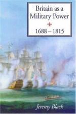 25090 - Black, J. - Britain as a Military Power 1688-1815