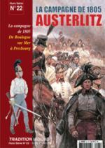25100 - Tradition, HS - Tradition HS 22: La Campagne de 1805 Austerlitz