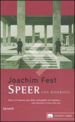 25123 - Fest, J.C. - Speer. Una biografia