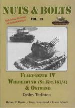25235 - Terlisten, D. - Nuts and Bolts 13: Flakpanzer IV Wirbelwind (Sdkfz. 161/4) and Ostwind