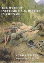 25373 - Walton, D. - Myth of inevitable US defeat in Vietnam (The)