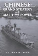 25553 - Kane, T.H. - Chinese Grand Strategy and Maritime Power