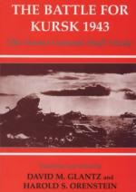 25554 - Glantz, D.M. cur - Battle for Kursk 1943. The Soviet General Staff Study