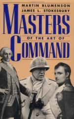 25611 - Blumenson-Stokesbury, M.-J.L. - Masters of the Art of Command