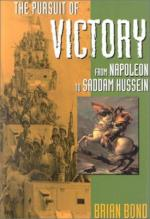 25763 - Bond, B. - Pursuit of Victory from Napoleon to Saddam Hussein (The)