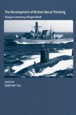 25815 - Till, G. - Development of British Naval Thinking (The)