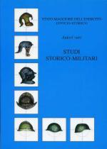 25918 - USME,  - Studi Storico Militari 1998