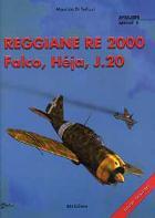 26042 - Di Terlizzi, M. - Reggiane RE 2000 Falco, Heja, J.20