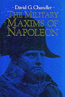 26103 - Chandler, D.G. - Military Maxims of Napoleon (The)