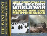 26115 - Griess, T.E. cur - West Point Atlas for the WW2 - Europe and Mediterranean