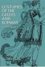 26166 - Hope, T. - Costumes of the Greeks and Romans