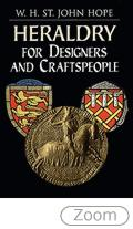 26174 - St. John Hope, W.H. - Heraldry for Designers and Craftspeople
