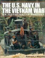 26373 - Marolda, E.J. - US Navy in the Vietnam War. An illustrated History (The)