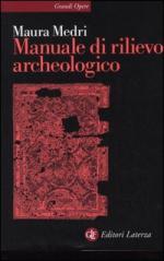 26412 - Medri, M. - Manuale di rilievo archeologico