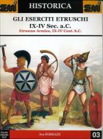 26504 - Fossati, I. - Eserciti Etruschi IX-IV Sec. a.C. - Etruscan Armies IX-IV Cent. b.C. - Historica 03